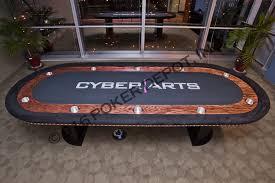 10 player round poker table custom poker tables 916 poker