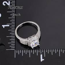 big crystal rings images Zircon rings for women wedding ring big crystal jewelry engagement jpg