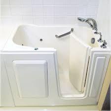 Used Walk In Bathtubs For Sale Costco American Standard Minute Drain Walk In Bathtub With