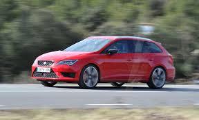 seat leon st cupra 280 2015 review by car magazine