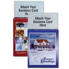 Magnetic Business Card Holder Magnetic Thermometer Real Estate Pinterest