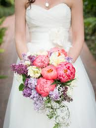 bouquets for wedding wedding bouquets tulle chantilly wedding