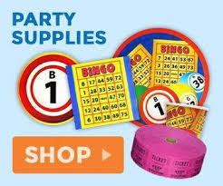 party items party supplies wholesale bingo supplies