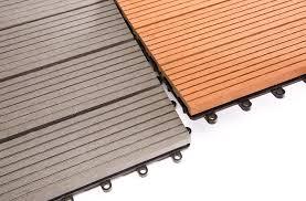 helios composite deck tiles 4 slat outdoor flooring