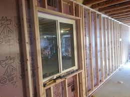 wonderful looking framing basement windows how to finish a window