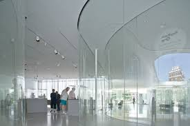 Glass Pavilion Glass Pavilion At Toledo Museum Toledo Usa U2013 Sanaa U2013 Iwan Baan