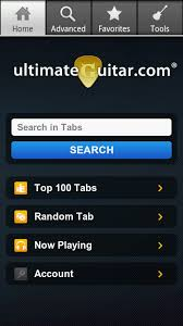 ultimate guitar tabs apk ultimate guitar tabs and tools appstore for android