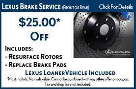 lexus coupons for change service parts specials at lexus of wayzata a minneapolis lexus