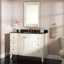 Double Sink Bathroom Vanity Ideas Bathroom Rustic Brown Stained Teak Wood Bathroom Vanities Without