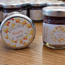 personalised jam and marmalade place names by the tiny marmalade
