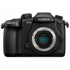 panasonic lumix dc gh5 mirrorless micro four thirds digital camera