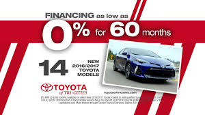 toyota financial toyota time sales event at toyota of tri cities youtube