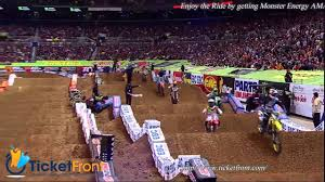 ama motocross tickets monster energy ama supercross live race tickets youtube