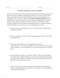 assignment report template awesome lab report conclusion template lab report conclusion