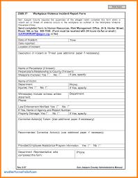 incident hazard report form template incident hazard report form template awesome 8 incident report