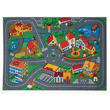 Kids Carpets Briscoes Busy Town Kids Mat