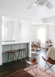 cuisine avec bar ouvert sur salon de bonnes idées déco pour une cuisine ouverte deco cool