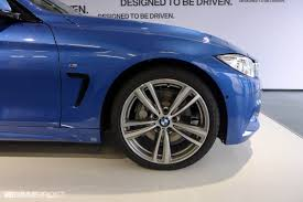 Bmw 435i M Sport Specs Pictures Of An Estoril Blue Bmw 435i M Sport With M Performance