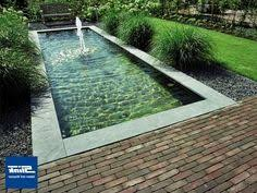 gfk wasserbecken fertigteich rechteckig 140 x 100 x 80 cm 850