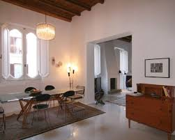 sala da pranzo moderne sala da pranzo moderna con camino classico foto idee arredamento