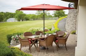Patio Table Accessories by Outdoor Furniture Hortons Home Lighting
