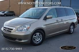 honda odyssey 2005 tire size 2005 used honda odyssey clean carfax clean title local trade in