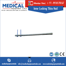 ss 316l titanium inter locking tibia nail price buy