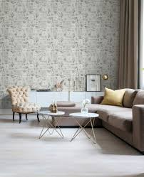 Wohnzimmer Tapeten Ideen Braun Gemütliche Innenarchitektur Gemütliches Zuhause Wohnzimmer