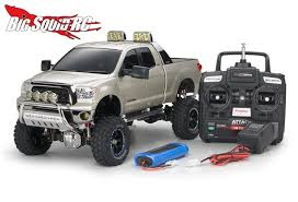 toyota tundra high lift tamiya to re release the toyota tundra high lift big squid rc