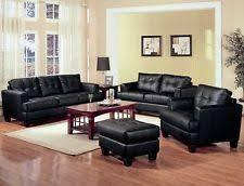 Coaster Leather Sofa Coaster Leather Sofa Sets Ebay