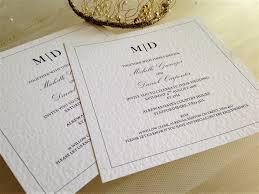 wedding invitation wording formal and informal wording daisy