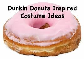 Donut Halloween Costume Dunkin Donuts Costume Ideas Infobarrel