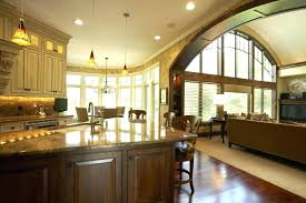 open house designs house plans with big kitchens architectures small house plans with