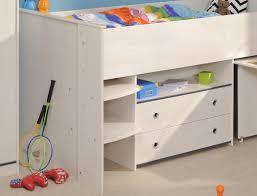 Kiefer Schreibtisch Kinderzimmer Snoopy 25a Kiefer Weiß Hochbett Mit Schreibtisch