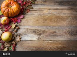thanksgiving fall greeting pumpkins image photo bigstock