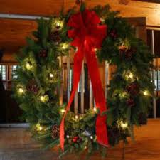classic pre lit 36in wreath wreath wreaths large