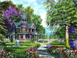 amazing flower gardens beautiful home flower gardens wallpaper