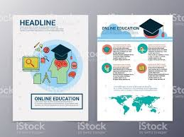 brochure design templates for education school phlets matter various high professional templates