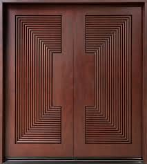Flush Exterior Door Admirable Flush Wood Doors Flush Doors Designs Dumbfound Mahogany