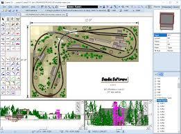 sandia software cadrail model railroad layout design software home