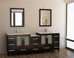 design element galatian 88 inch w vanity in espresso with
