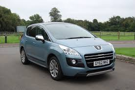 blue peugeot car picker blue peugeot 3008