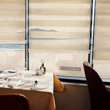 Window Blind Stop - chicology free stop cordless zebra roller shades combi blind