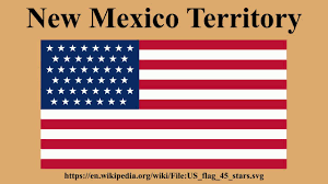 New Mexican Flag New Mexico Territory Youtube
