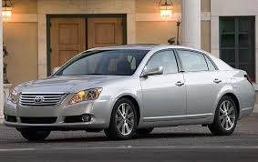 2007 toyota avalon price used 2009 toyota avalon for sale pricing features edmunds