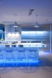 kitchen awesome light filled modern kitchens blue kitchen ventilation blue highlighted modern white countertop with stone tiles glass