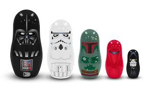 amazon com ppw star wars nesting dolls the empire toy toys u0026 games