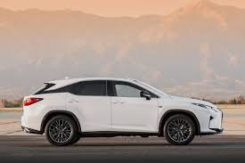 lexus sport models redesigned 2016 lexus rx released youwheel com car news and review