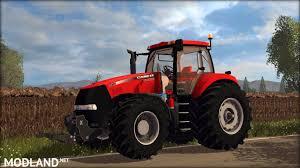 case ih magnum 310 v 2 0 mod for farming simulator 2015 15 fs