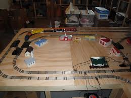model train table design pdf woodworking